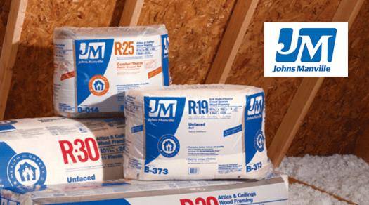 Schmuck Lumber Company Insulation JM