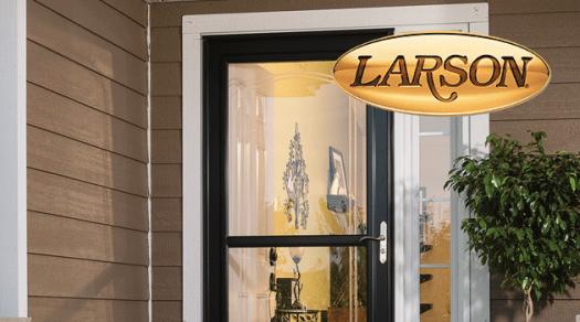 Schmuck Lumber Company Storm Doors Larson
