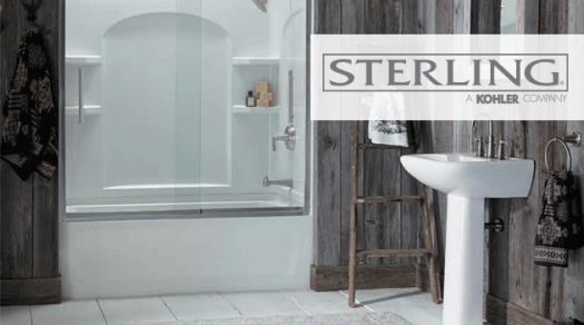 Schmuck Lumber Company Showers, Bathtubs, and Sinks Sterling