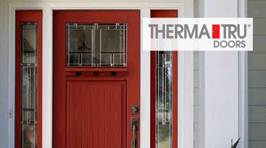 Schmuck Lumber Company Exterior Doors Therma-Tru